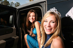 Prom Night Limousine Hire Longton Staffordshire
