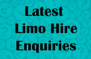Limo Hire Enquiries Cannock (WS11)