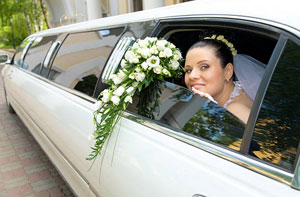 Sandy Wedding Limo Hire